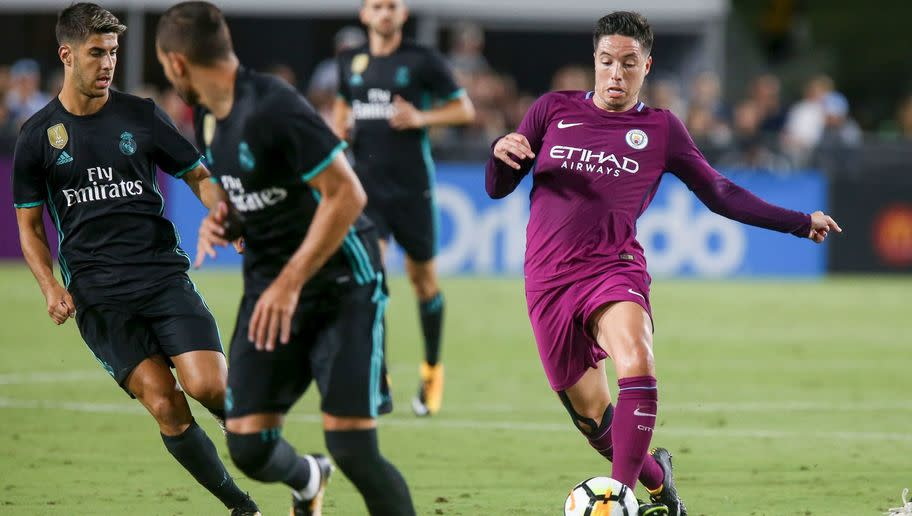 <p>Yes, you're reading that correctly. Other than the fact that he's spent the last six years sitting on the bench at the Etihad Stadium (apart from last season's questionable loan spell with Sevilla), the arrogant Nasri would be a dressing room nightmare and would surely find a way to get under the skin of the entirety of South Wales.</p> <br /><p>However, his playing days at Arsenal showed he has obvious talent that hasn't been seen in Manchester, and he may well have a bit of juice left in him - despite his trip to the 'Drip Doctors' last Christmas.</p> <br /><p>His £170,000 wages may not go down too well either.</p>