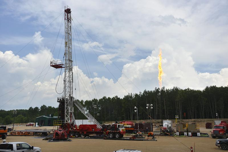 Study: New gas development boom unlikely in Mich.