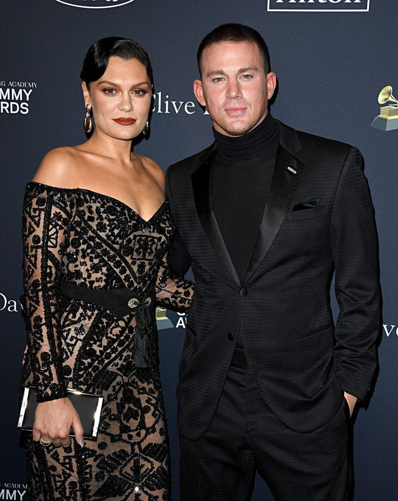 "<p>After his divorce from Jenna Dewan, Channing Tatum started seeing singer Jessie J. One fan commented on the actor's Instagram that ""Jenna looks better with you."" Channing responded, saying, ""Hey Alex I don't usually address s--t like this. But you seem as good of a terrible happy people hating thoughtless person as any of them. Why don't you seriously think about what you're doing? It's hurtful and I ain't about it,"" Channing <a href=""https://www.yahoo.com/now/channing-tatum-called-fan-called-030000955.html"" data-ylk=""slk:wrote on Instagram;outcm:mb_qualified_link;_E:mb_qualified_link;ct:story;"" class=""link rapid-noclick-resp yahoo-link"">wrote on Instagram</a>. ""And ain't nobody more stunning and beautiful to look at but even more as a human than Jess. And yeah that includes my ex.""</p>"