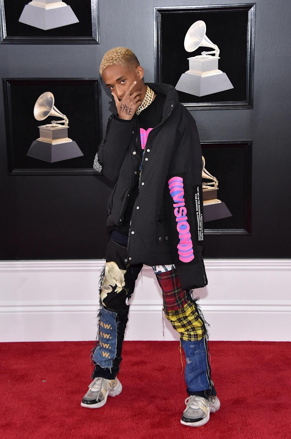"""<h1 class=""""title"""">Jaden Smith</h1><cite class=""""credit"""">Photo: Getty Images</cite>"""