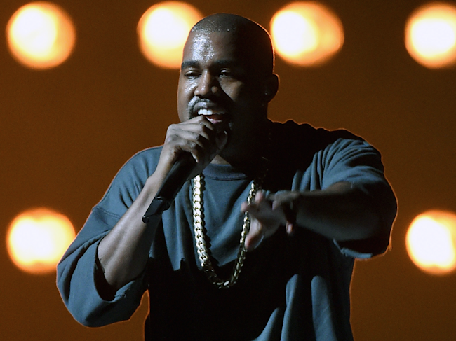 Kanye West has changed his album title again — and he wants you to ... 27f30ea1b