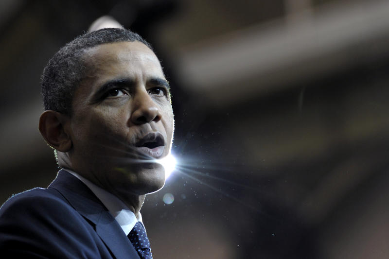 Obama promotes modest American dream