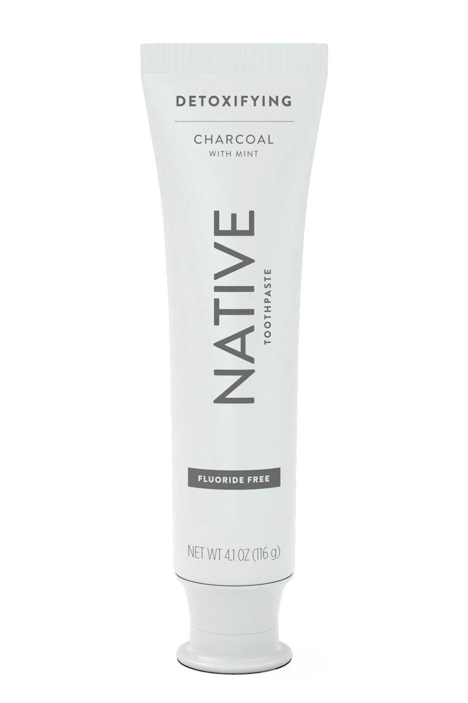 """<p><strong>Native</strong></p><p>target.com</p><p><strong>$9.99</strong></p><p><a href=""""https://www.target.com/p/native-charcoal-with-mint-fluoride-toothpaste-4-1-oz/-/A-76908539"""" rel=""""nofollow noopener"""" target=""""_blank"""" data-ylk=""""slk:Shop Now"""" class=""""link rapid-noclick-resp"""">Shop Now</a></p><p>You already know and love Native's <a href=""""https://www.cosmopolitan.com/style-beauty/beauty/g32291446/best-natural-deodorants-for-women/"""" rel=""""nofollow noopener"""" target=""""_blank"""" data-ylk=""""slk:natural deodorants"""" class=""""link rapid-noclick-resp"""">natural deodorants</a>, but have you tried the brand's natural toothpaste? This formula doesn't contain sulfates but <em>does</em> contain a lot of ingredients Dr. Fung recommends, like <strong>fluoride, peppermint oil, stevia rebaudiana leaf extract, and xylitol</strong>. Another fun fact about xylitol is that it boosts the production of saliva, which helps prevent bacteria from sticking to teeth and maintains a neutral pH level in the mouth, says Dr. Fung. <br></p>"""
