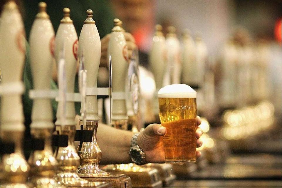 Which pint? At beer festivals and tastings, it can be difficult to know what to look out for (Peter Macdiarmid/Getty Images)