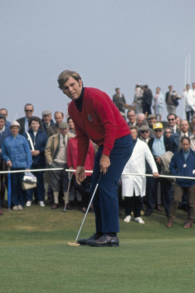 Wadkins was playing in his second Walker Cup at St. Andrews, and won both of his singles matches on the Old Course.