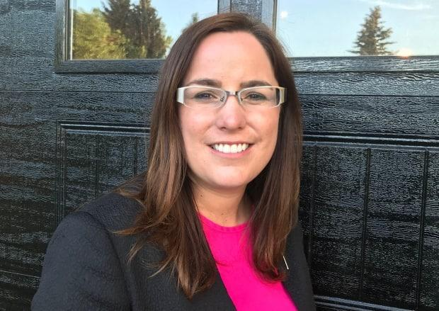 Airdrie-East MLA Angela Pitt is the second UCP MLA to publicly question Premier Jason Kenney's leadership.  (Scott Dippel/CBC - image credit)