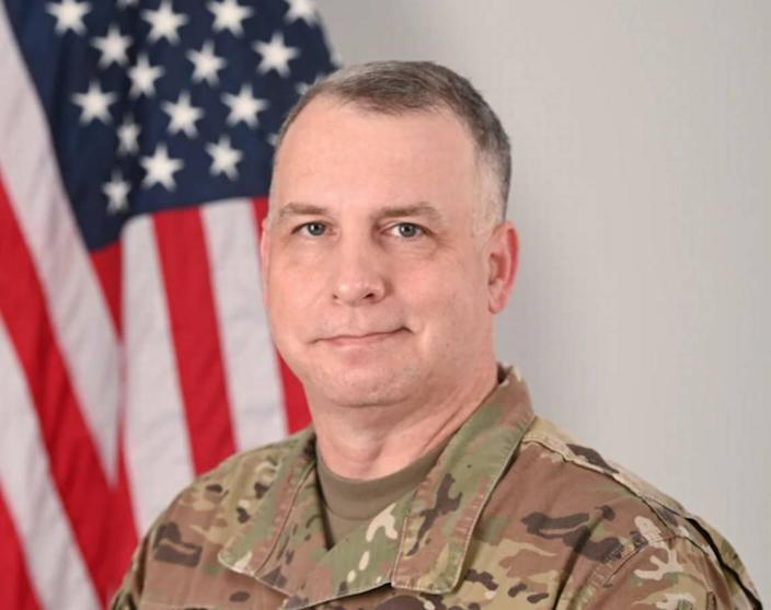 U.S. Army Command Sgt. Maj. William R. Kyzer II will serve as the next state command sergeant major for the South Carolina Army National Guard.