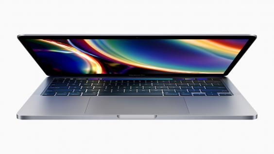 Some users may want to consider the slightly cheaper MacBook Air over the MacBook Pro, depending on their needs (Apple)