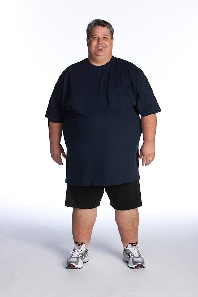 """Charles Daniel Cahill competes on the eighth season of <a href=""""/biggest-loser/show/37103"""">""""The Biggest Loser.""""</a>"""