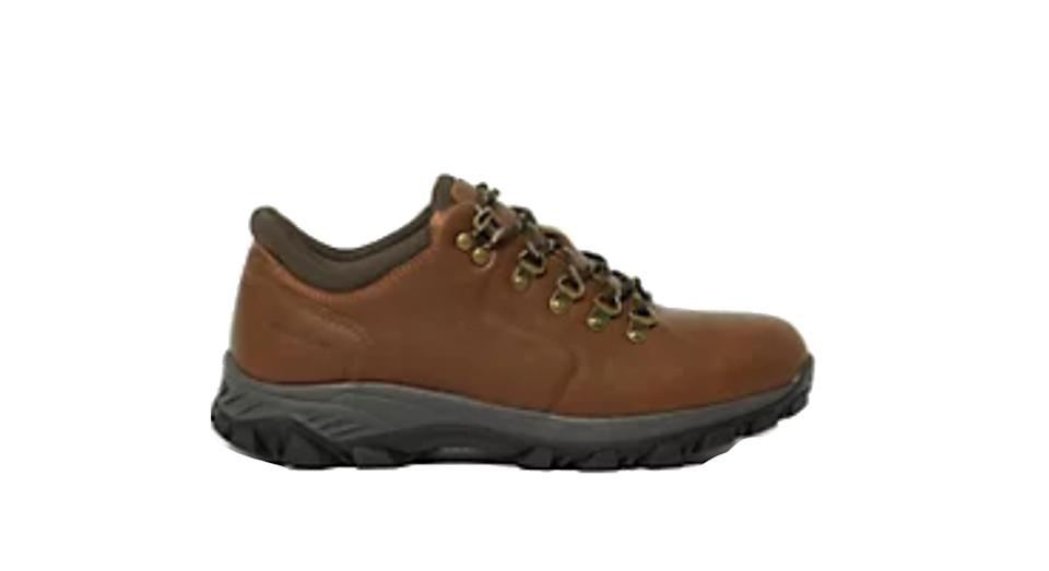 Waterproof Leather Walking Shoes