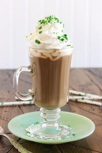 """<p>If Kahlua, Bailey's and Frangelico weren't enough, there's also a mountain of whipped cream. </p><p>Get the recipe from <a href=""""http://thesuburbansoapbox.com/2015/03/11/the-nutty-irishman/"""" rel=""""nofollow noopener"""" target=""""_blank"""" data-ylk=""""slk:The Suburban Soapbox"""" class=""""link rapid-noclick-resp"""">The Suburban Soapbox</a>.</p>"""