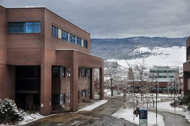 The University of British Columbia's Okanagan campus is located north of downtown Kelowna. More than 10,000 students are enrolled at the university.