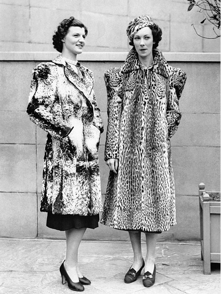<p>Animal-inspired, bold-patterned coats aren't going anywhere in this decade. </p>