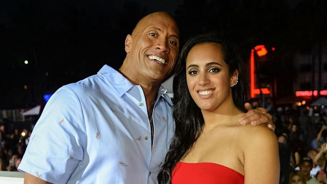 Simone Johnson, oldest daughter of Dwayne 'The Rock' Johnson, started lessons at the WWE Performance Center this year. The 17-year-old has said she's interested in joining the business in which three generations of Johnsons have participated.