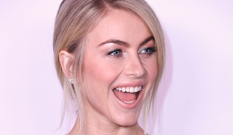 julianne hough shows off battle wounds from her bachelorette party in mexico