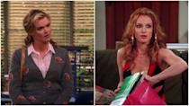 <p>Little ever made sense about <em>Two and a Half Men</em>, but high on the list of WTF was actress Missi Pyle being replaced by Alicia Witt, only for Missi to inexplicably return for the series finale. Make up your mind, <em>Two and a Half Men</em>.<br></p>