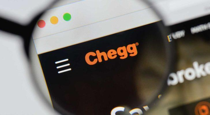 Small-Cap Stocks to Buy: Chegg (CHGG)