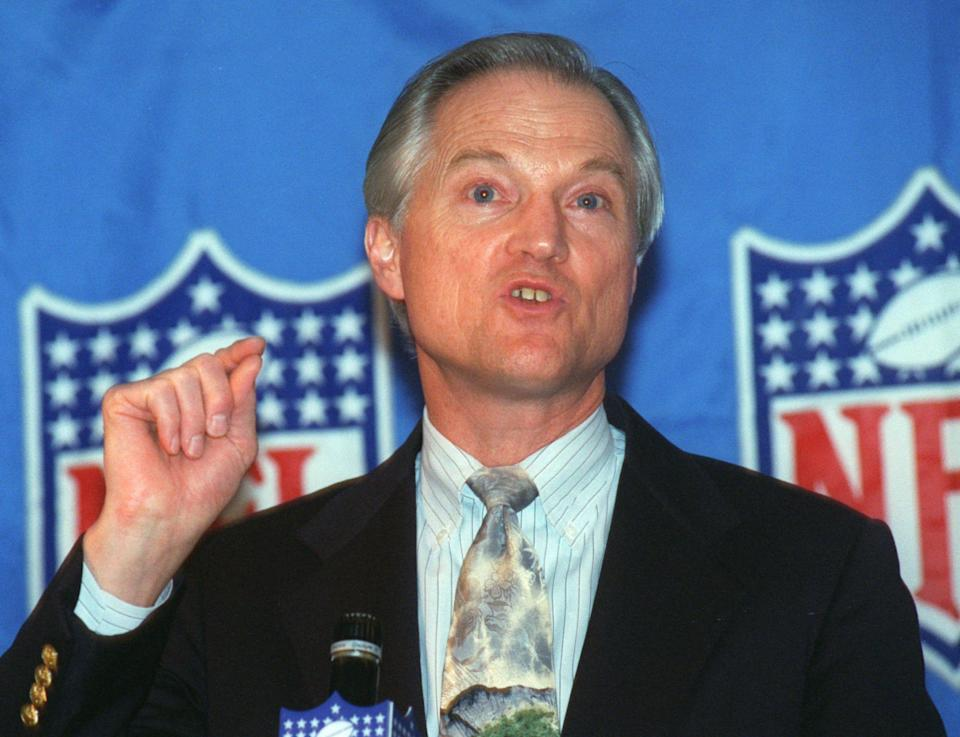McCaskey took over as chairman of the Chicago Bears in 1983 after the death of his grandfather George Halas, original team owner and former coach. Under McCaskey's leadership, the Bears won a Super Bowl title at the end of the 1985 season, for which he was named NFL Executive of the Year. McCaskey held his position with the team until 2011. He died at 76.