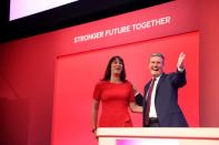 Britain's Labour Party holds annual conference, in Brighton