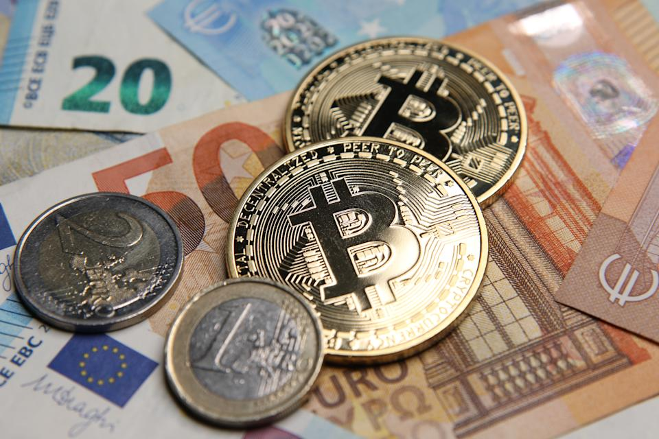 Cryptocurrencies continued to recover weekend losses. Photo: Getty Images