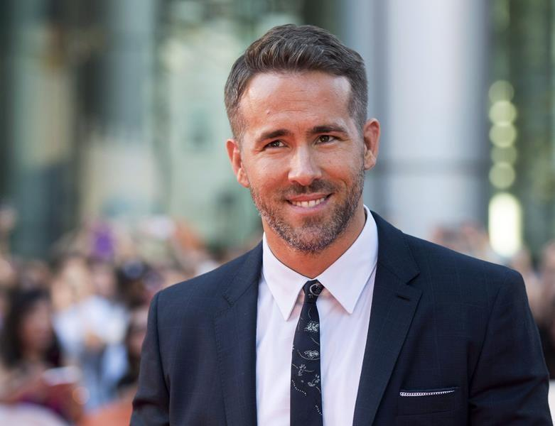 Actor Ryan Reynolds releases warning of COVID-19 dangers after Premier's plea