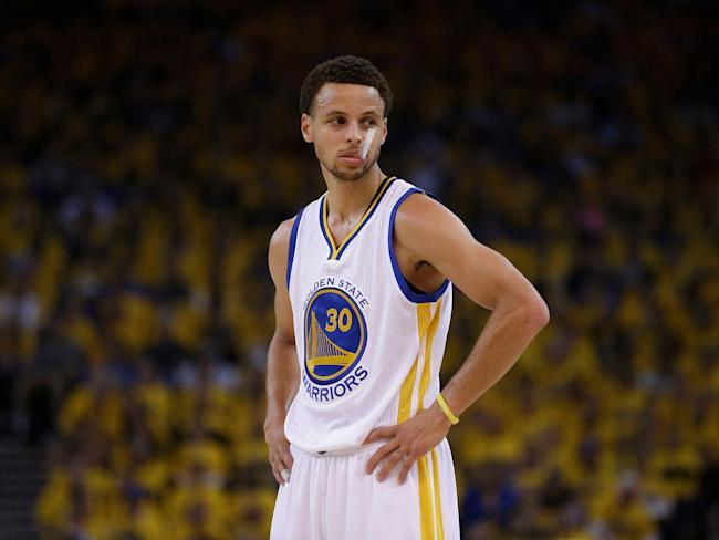 Stephen Curry Has An Awesome New Move That He Says He Learned From A