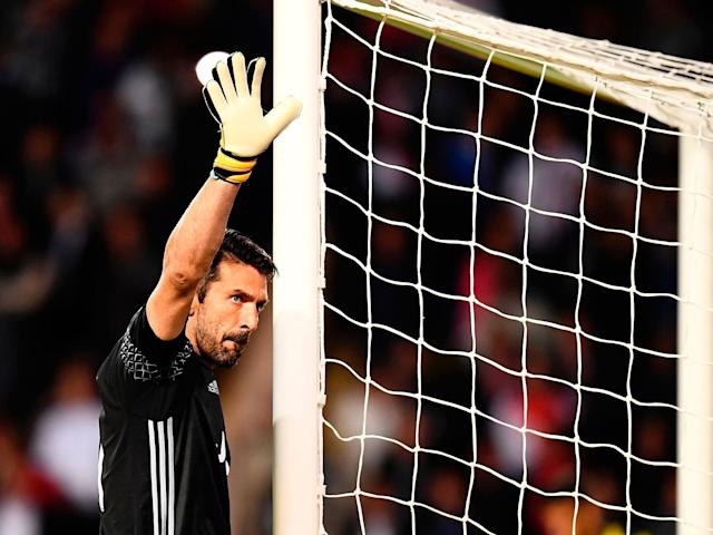 Gianluigi Buffon continues to perform at the very highest level: AFP