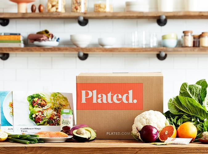 """<h2>20. Plated</h2> <p><strong>Cost:</strong> $48/week</p> <p><strong>What you get: </strong>Portioned ingredients to cook two meals for two people a week, plus cooking instructions</p> <p><strong>Why we love it: </strong>With twenty recipes to choose from weekly, this meal delivery service is fully customizable for people who like variation or have dietary restrictions. (Oh, and it includes dessert.)</p> <p><a class=""""link rapid-noclick-resp"""" href=""""https://www.plated.com/sign-up"""" rel=""""nofollow noopener"""" target=""""_blank"""" data-ylk=""""slk:Sign Up for Plated"""">Sign Up for <em>Plated</em></a></p>"""