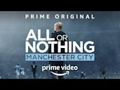 "<p><em>All or Nothing </em>is one of the most underrated series in the sports-doc game. Even if you're not a soccer (or football, depending on which side of the sea you're on), Amazon's profiles of legendary clubs like Manchester City and Tottenham are a must-watch.<br></p><p><a class=""link rapid-noclick-resp"" href=""https://www.amazon.com/All-Nothing-Manchester-City-Season/dp/B07FRNLKX1?tag=syn-yahoo-20&ascsubtag=%5Bartid%7C10054.g.29251120%5Bsrc%7Cyahoo-us"" rel=""nofollow noopener"" target=""_blank"" data-ylk=""slk:Watch Now"">Watch Now</a></p><p><a href=""https://www.youtube.com/watch?v=S6ds0rLzk9Q&ab_channel=ManCity"" rel=""nofollow noopener"" target=""_blank"" data-ylk=""slk:See the original post on Youtube"" class=""link rapid-noclick-resp"">See the original post on Youtube</a></p>"