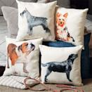 """<p>Dog dads can always keep their fur babies close with these customizable pooch pillows. </p> <p><strong>Buy it!</strong> Watercolor Pup Pillows, $88.00; <a href=""""https://www.oliveandcocoa.com/product/watercolor-pup-pillows/pillows-and-throws"""" rel=""""nofollow noopener"""" target=""""_blank"""" data-ylk=""""slk:OliveandCocoa.com"""" class=""""link rapid-noclick-resp"""">OliveandCocoa.com</a></p>"""
