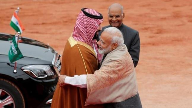 Crown Prince Mohammad bin Salman and Prime Minister Narendra Modi will hold extensive talks on Wednesday, during which India is likely to strongly raise the issue of Pakistan-sponsored terrorism. PM Modi personally welcomed Crown Prince Salman to India as he arrived in New Delhi last night.