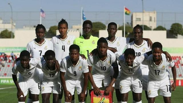 The Black Maidens have secured a ticket to Uruguay 2018