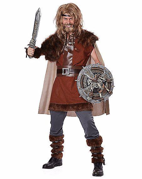 """<a href=""""https://www.spirithalloween.com/product/adult/mens/all-mens/adult-mighty-viking-costume/pc/682/c/683/sc/4255/49582.uts?currentIndex=360&thumbnailIndex=384"""" target=""""_blank"""">Get the look</a>."""