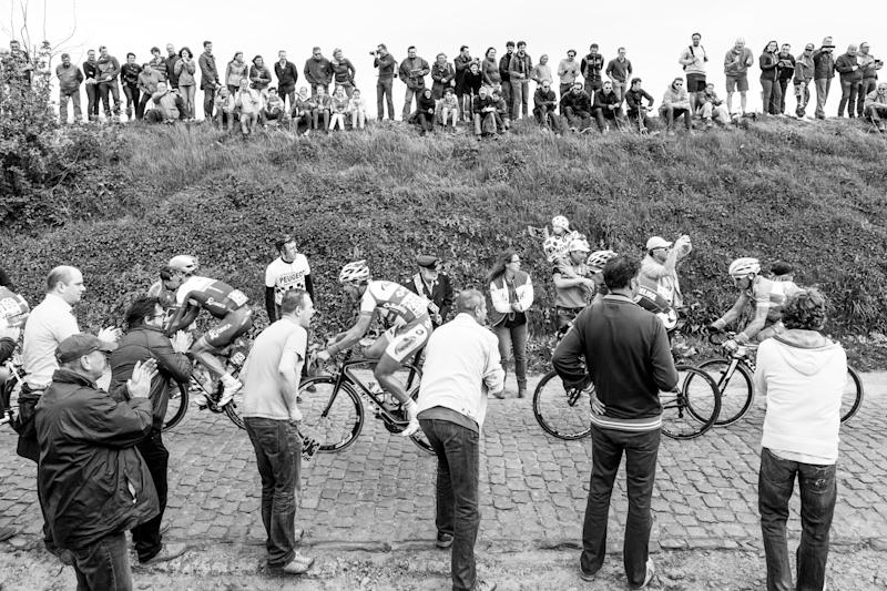The Tour of Flanders is the most prestigious race on the professional calendar, and the day before, the course is open to amateurs - James Whitaker