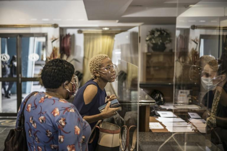 With prices lower as international travellers stay away, South Africans who would not have been able to afford the trip are trying out the Blue Train