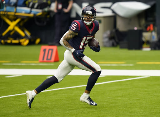 Winless Texans searching for ways to salvage season