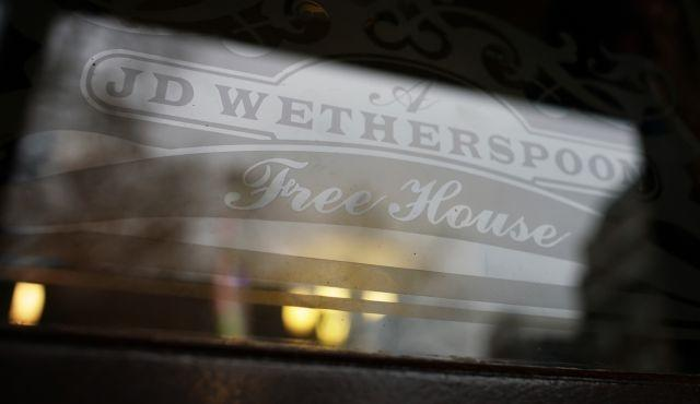 Wetherspoon is going through some dramatic changes because of Brexit