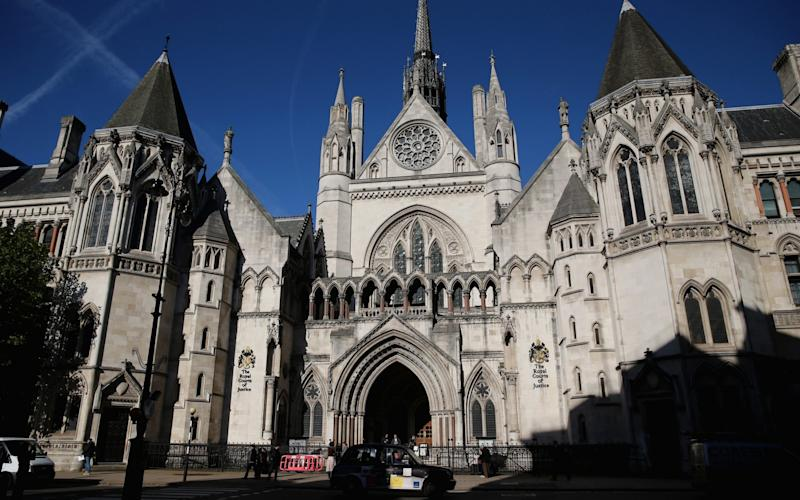 Royal Courts of Justice - Getty Images