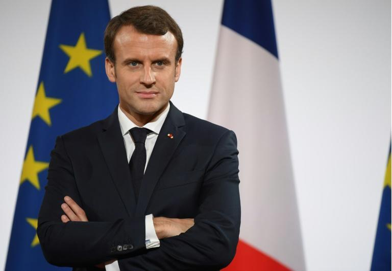 The visit is another high profile guest for French President Emmanuel Macron, who is seeking a new prominence for France on the European and world stages
