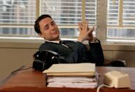 <p>Love him, or hate him, Pete Campbell is a truly unforgettable character. His vain attempts to live his life in the same fashion as Don Draper lead him into so much glorious trouble.</p>