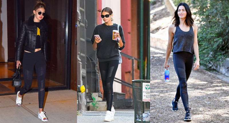 Where To Buy These Alo Yoga Moto Leggings That Celebs Love