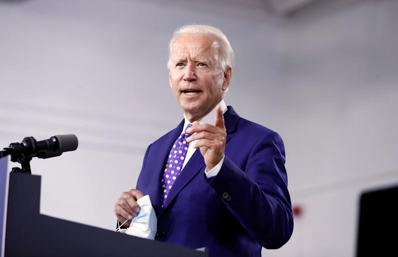 Former Vice President Joe Biden has received the support of a number of Republicans who are disillusioned with President Donald Trump.