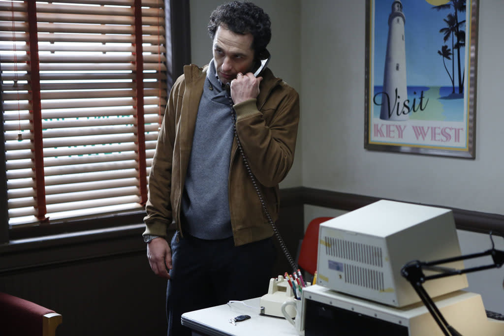 """The Clock"" -- Matthew Rhys as Philip Jennings"