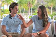 "<p>People have thrown around the word yachtie over the years. But on season 7, Brian de Saint Pern was offended when Kate Chastain called him one, as it can sometimes be <a href=""https://www.bravotv.com/below-deck/season-7/episode-10/videos/was-kate-chastain-purposely-trying-to-offend-brian-de-saint"" rel=""nofollow noopener"" target=""_blank"" data-ylk=""slk:viewed as derogatory"" class=""link rapid-noclick-resp"">viewed as derogatory</a>. Bottom line: Choose your words wisely.</p>"