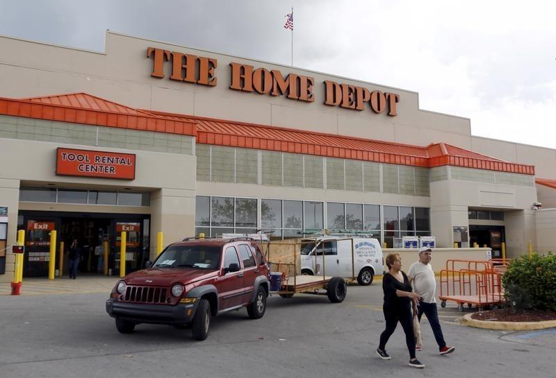 Home Depot third-quarter sales beat amid U S  housing recovery
