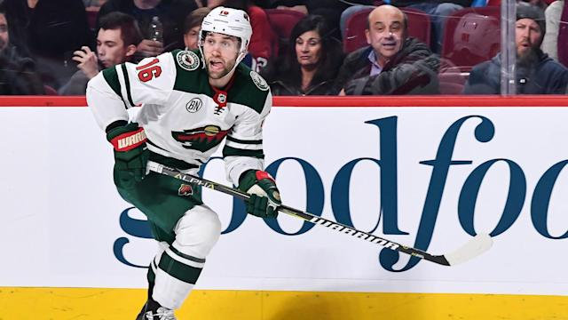 NHL trade rumors: Wild's Jason Zucker wants 'to be somewhere I'm wanted'