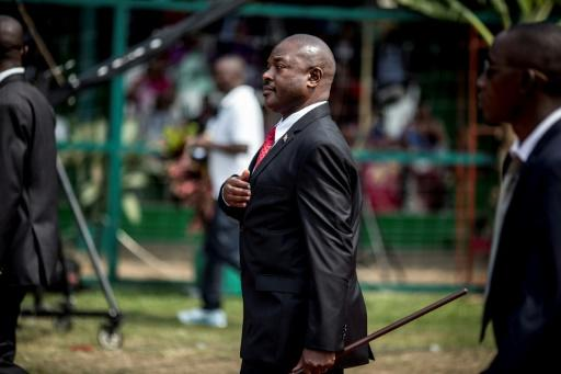 Burundi's former president Pierre Nkurunziza died suddenly at the age of 55