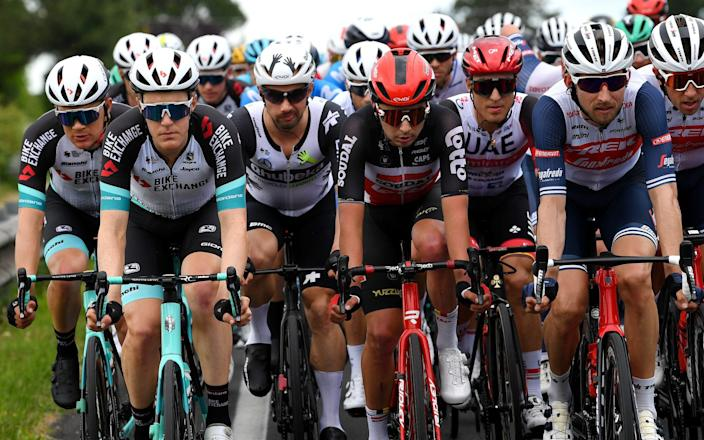 Stage five - GETTY IMAGES