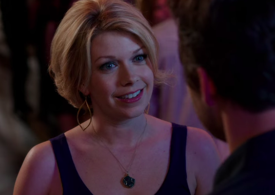 Nick's terrible ex who causes him to short-circuit and spiral without fail each time she's around is introduced right off the bat in the pilot episode. She pops up every now and again, and while she irks me, she helps bring about an important scene in the show — when Nick confesses that he fell in love with Jess the moment she walked through the loft door.