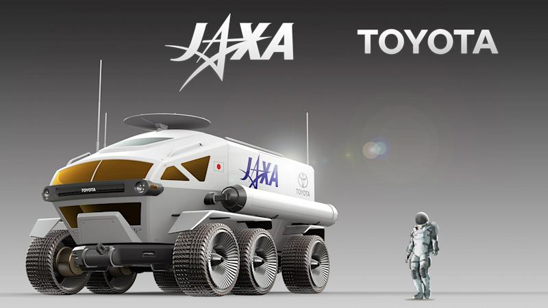 Apollo 11 anniversary: Toyota edges closer toward creating a space-traveling moon rover